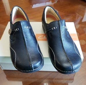 Clarke Unstructured Slip On Shoes - Un Loop